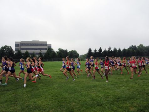 South xc takes second place