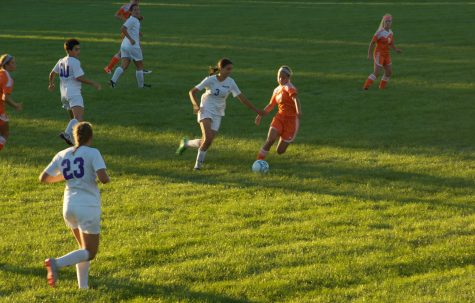 Lady Panthers fight for a victory over Columbus East