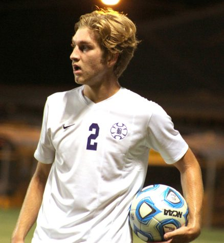 Q & A with soccer player John Bannec