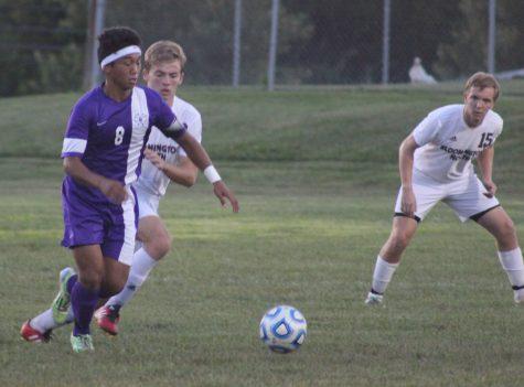 Boys soccer dominates North