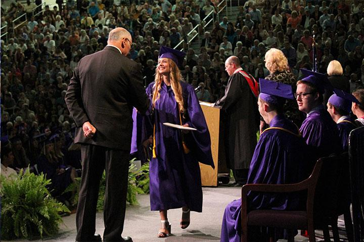 Cap and gown orders begin the 29th