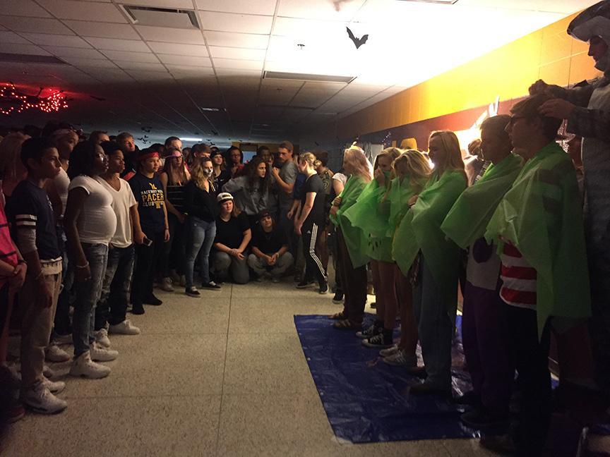 Spooktacular raises money for Riley Hospital