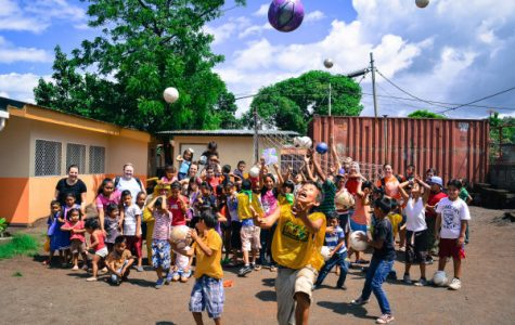 Local organization gives hope through soccer balls