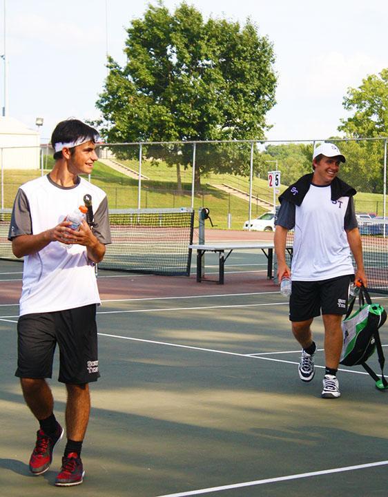 South boys tennis beats BNL