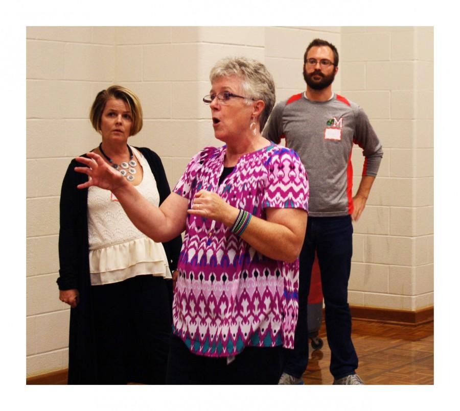 Teachers, principals and security guards learn crisis prevention