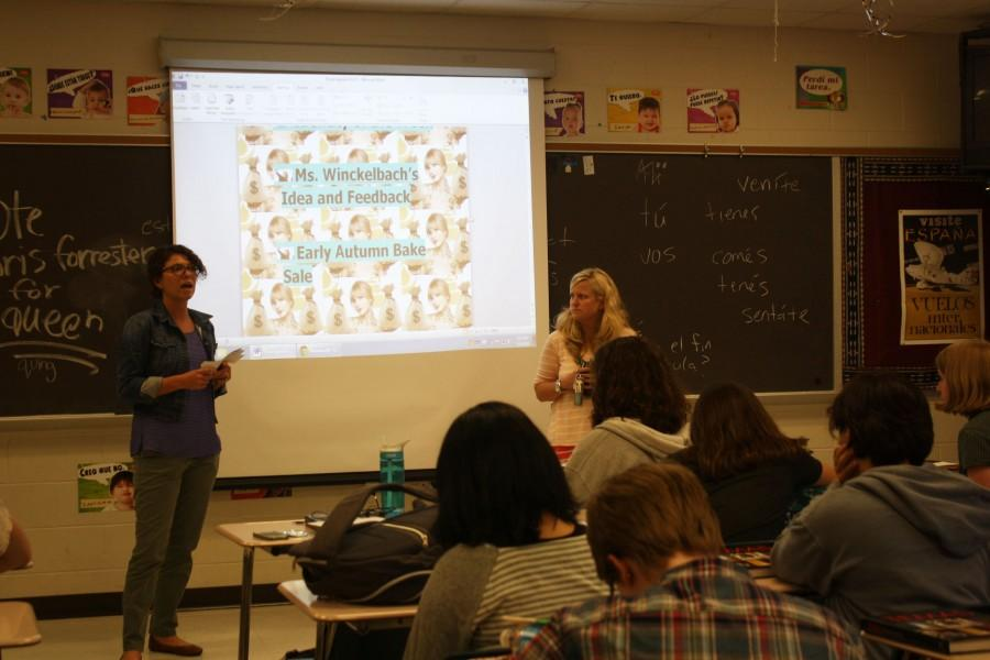 Counselors talk about starting a support group