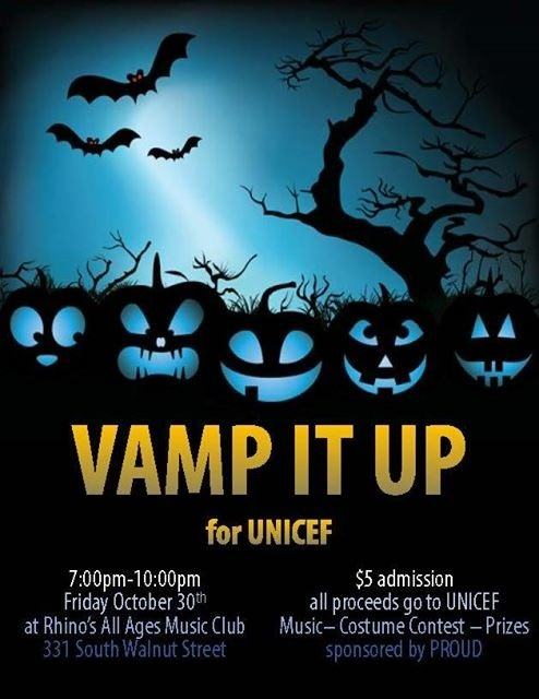 PROUD hosts Vamp It Up