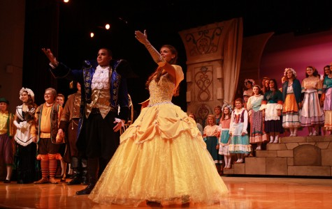 """Sounds of South performs """"Beauty and the Beast"""""""