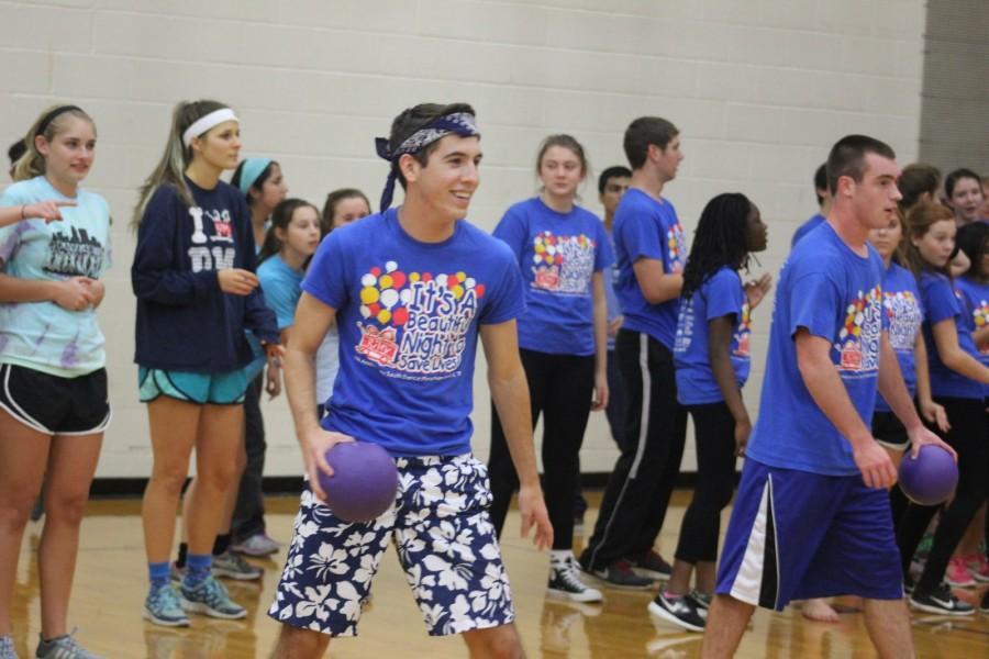 Riley Dance Marathon color wars