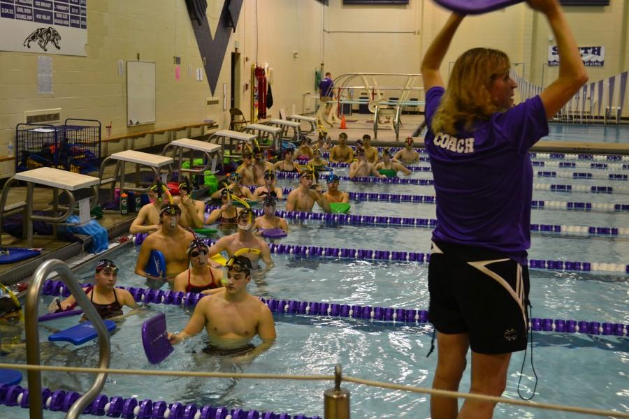 South swimming is set to make waves