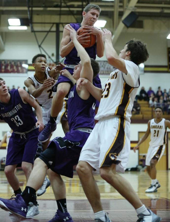 South tops North in rivalry game