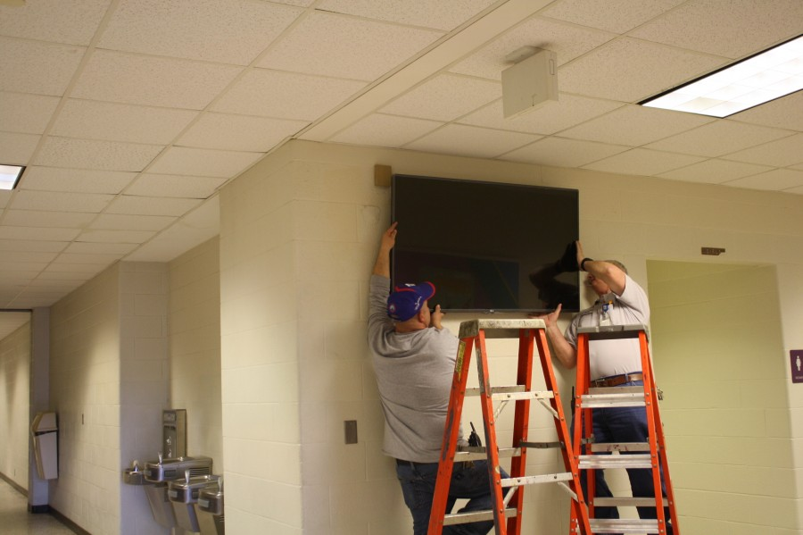 New TVs for South