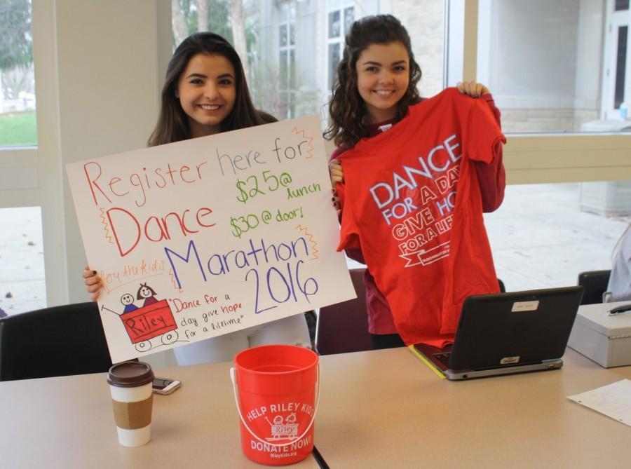 Dance Marathon registration begins