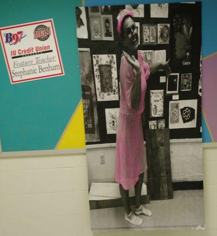 BHSS Teacher is the April Feature Teacher