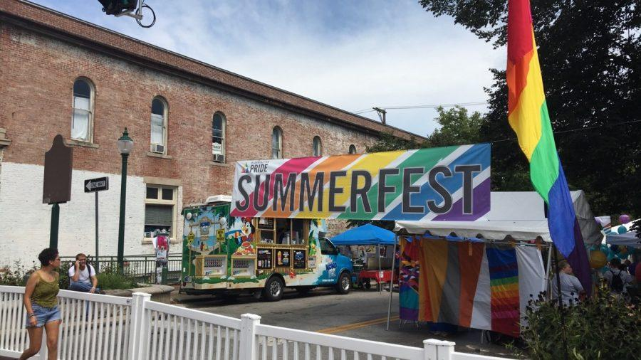 Bloomington Celebrates PRIDE with Summerfest (Gallery)