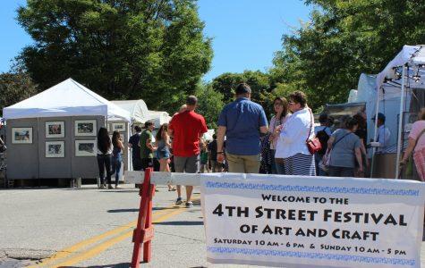 Annual 4th Street Festival