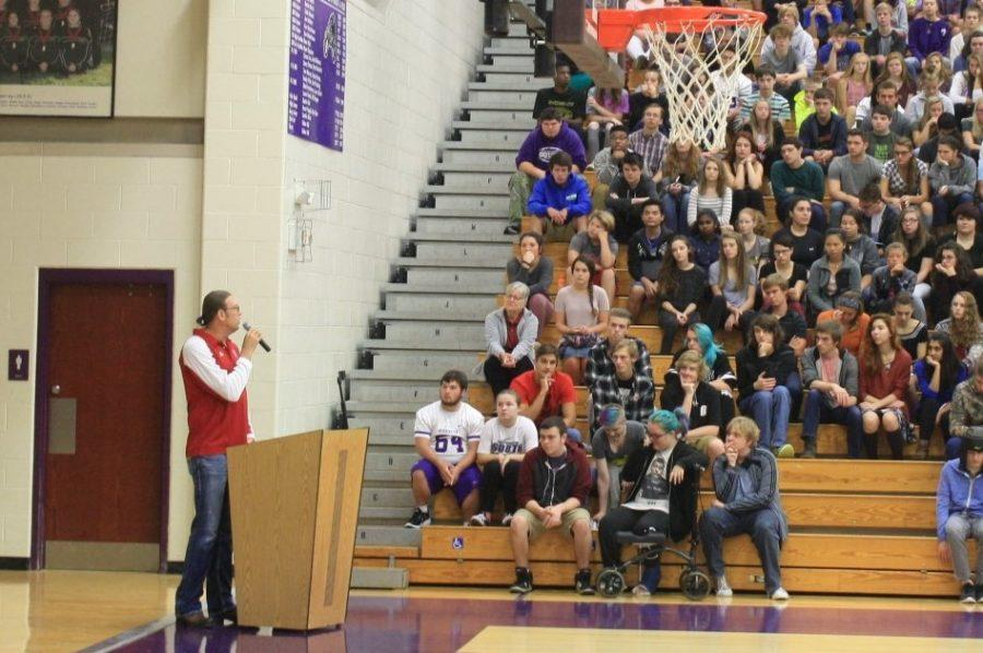 Guest Speaker at South