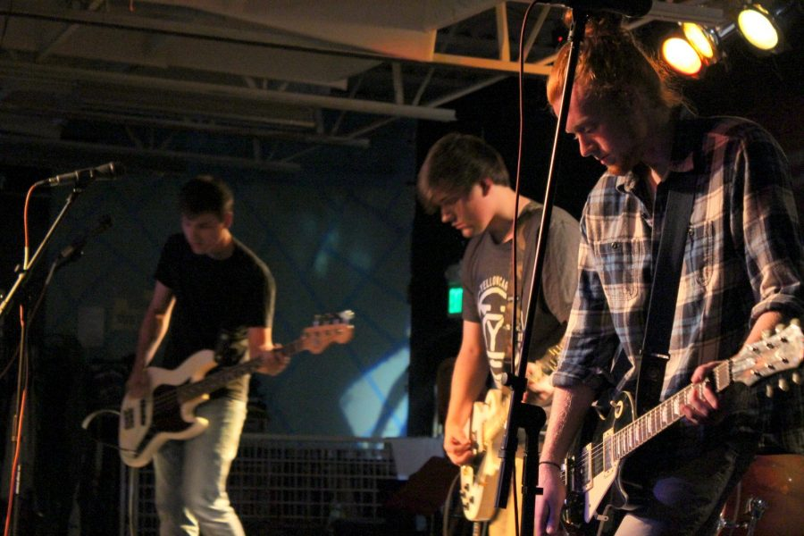 Local Band Preforms at Rhino's
