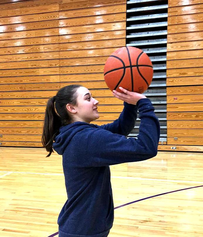 5 Questions With Basketball Star Addy Blackwell