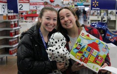 Gallery: student council Angel Tree shopping