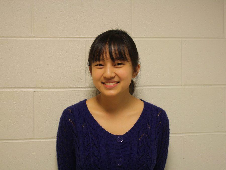 Sophia Ren wins Wells Scholarship