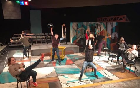 """Theatre South presents """"Working"""" musical"""