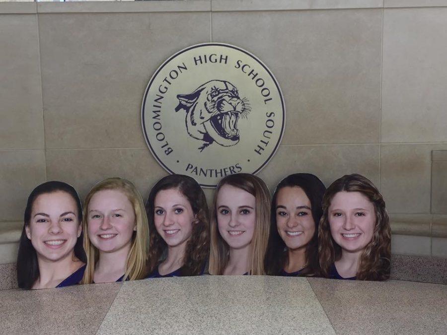 Gymnastics Team Goes to State