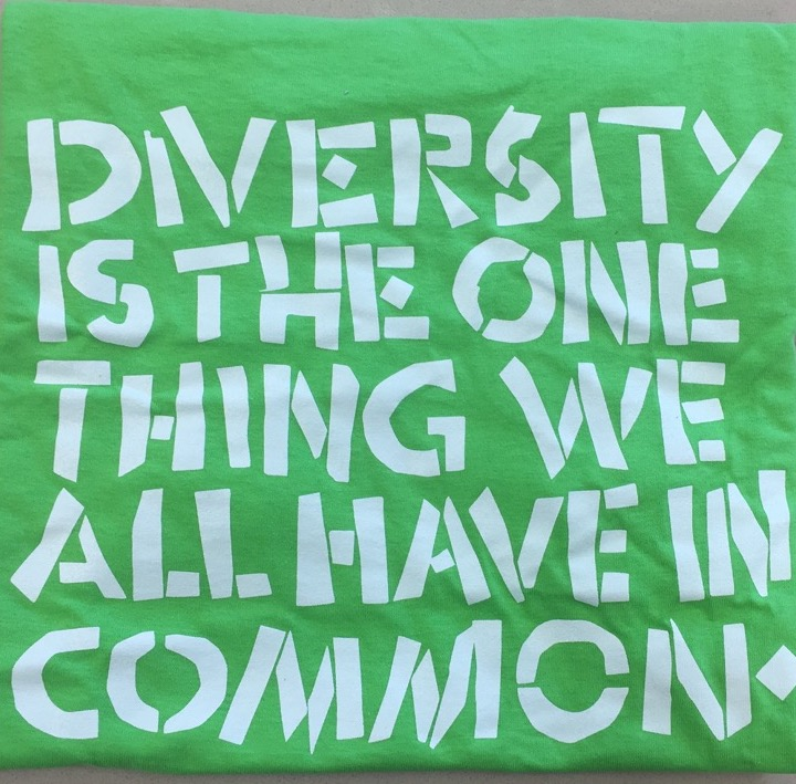 Diversity Day is tomorrow