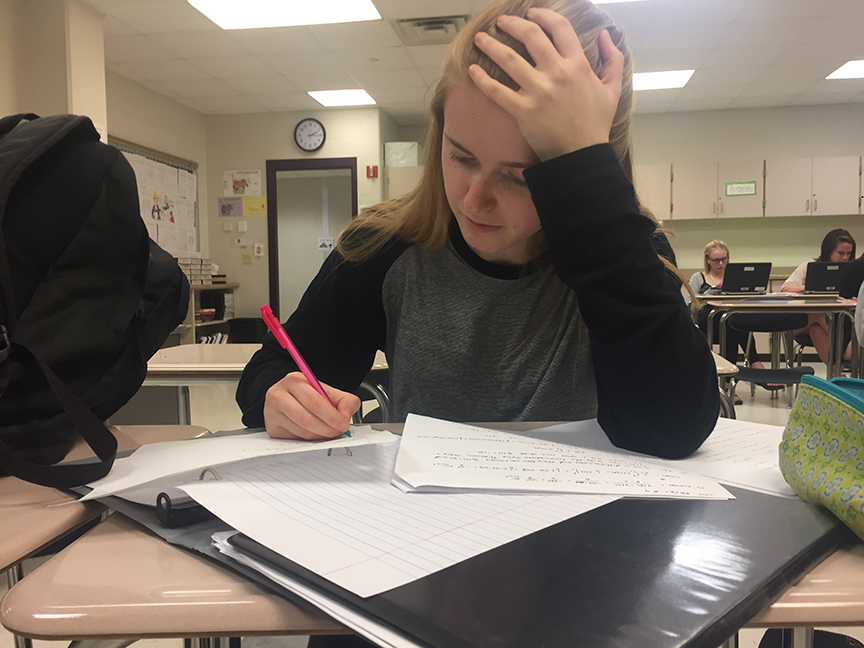 Junior+Ella+Need+studies+for+her+calculus+AP+exam