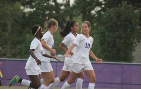 Girls soccer vs. Martinsville gallery