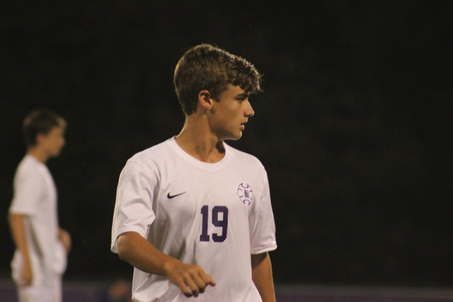Boys' Soccer mid-season update