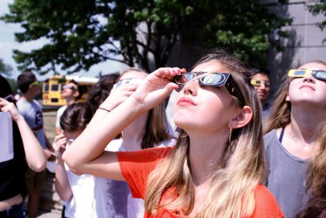 Here comes the sun: South views solar eclipse (video)