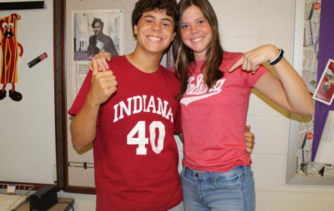 IU fans get excited for tonight's game! #TwinThursday