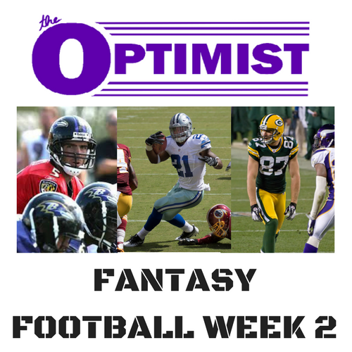 Fantasy Football: Week 2
