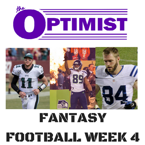 Fantasy Football: Week 4