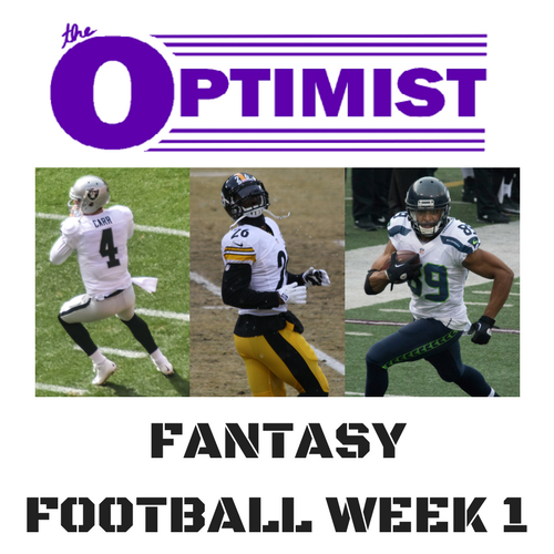 Fantasy Football: Week 1