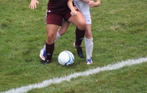 South girls soccer braves the Cougars and the weather (gallery)