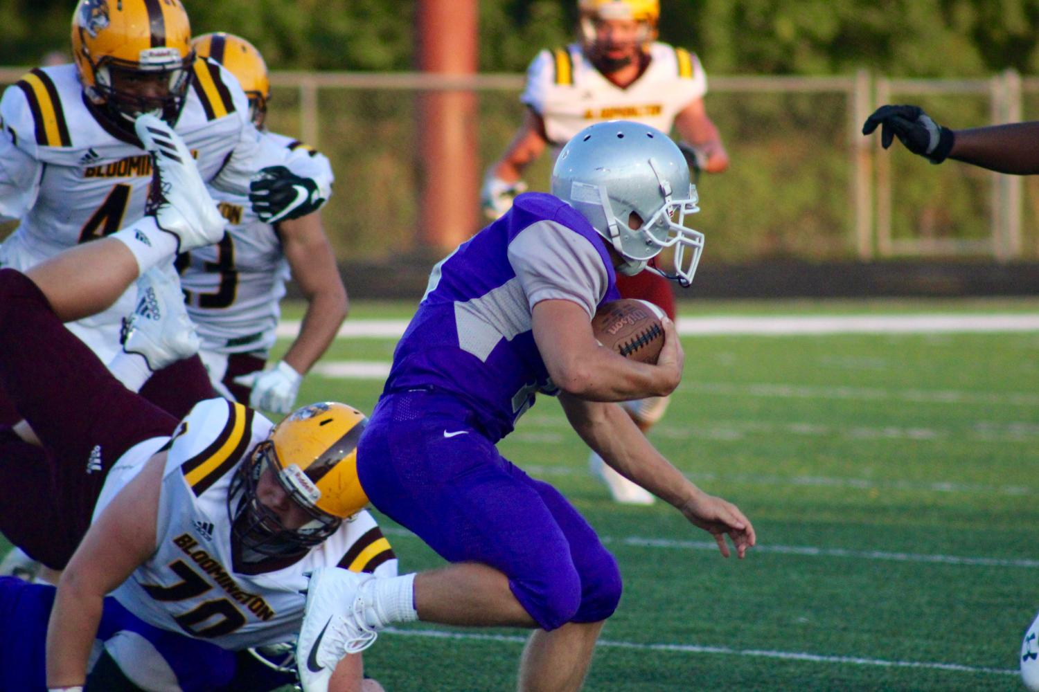 Panther football conquers the Cougars (gallery)