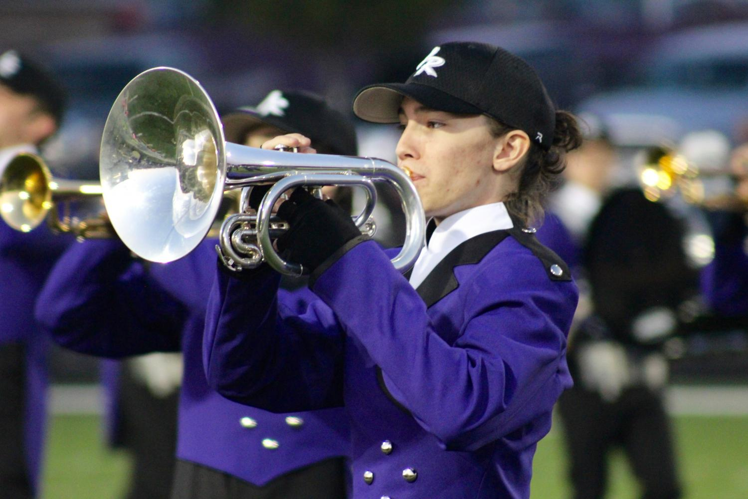 Panther Regiment and dance team keep halftime hopes alive (gallery)