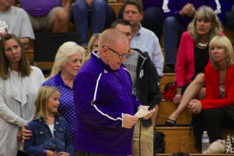 Panther Profile: Q&A with Principal Fletcher