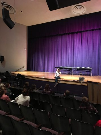 Congressional candidate visits South