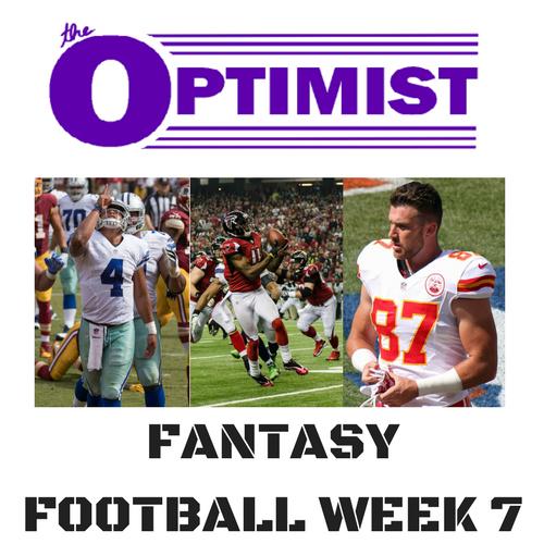 Fantasy Football: Week 7
