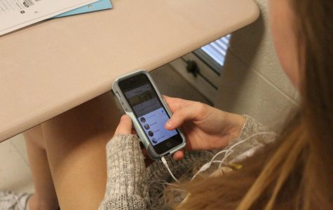 South Students Choose to Stay Off the Grid