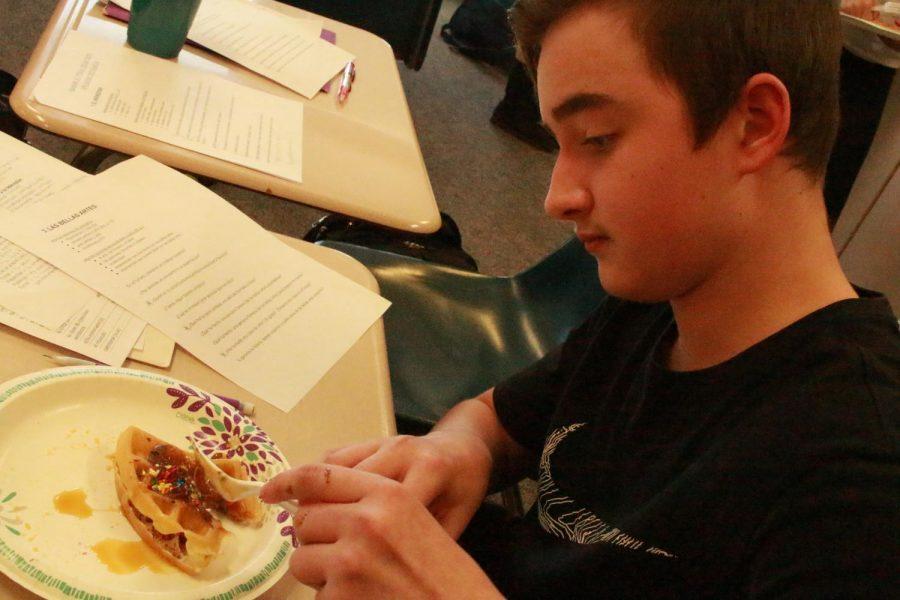 Waffle Day at South