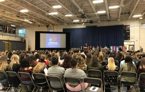 Students visit state journalism convention