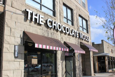 Chocolate Moose Returns to B-town!