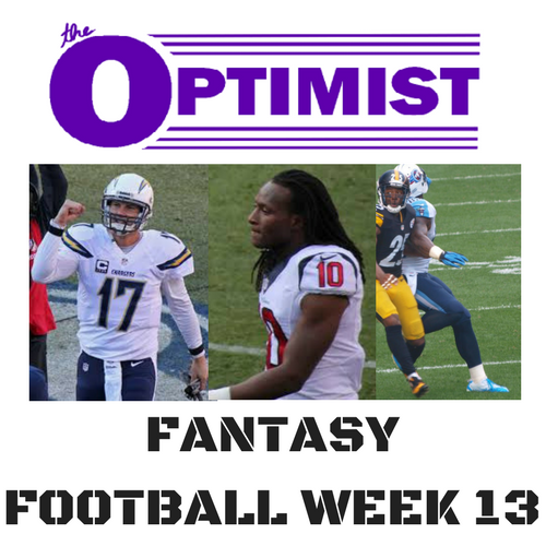 Fantasy Football: Week 13