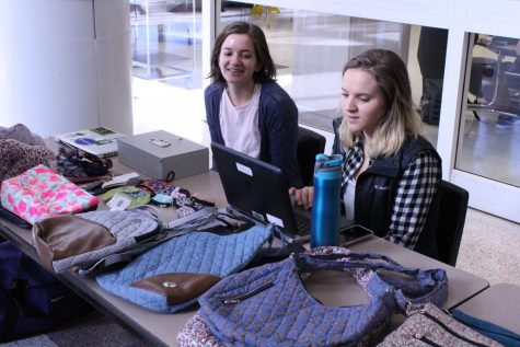 Imprint Project hosts trunk show to benefit fair trade