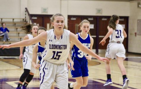 Lady Panthers get scrappy against Grizzly Cubs, 49-44