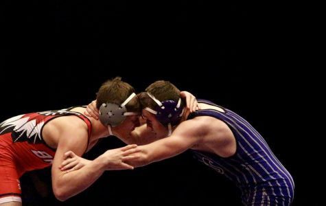 South's wrestlers take the stage, take down the Braves